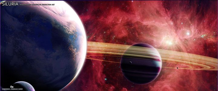 Silurian Nebula - Chronos Productions
