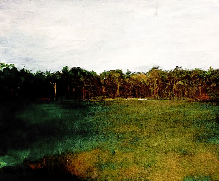Campus Forest - T.O. Fine Art