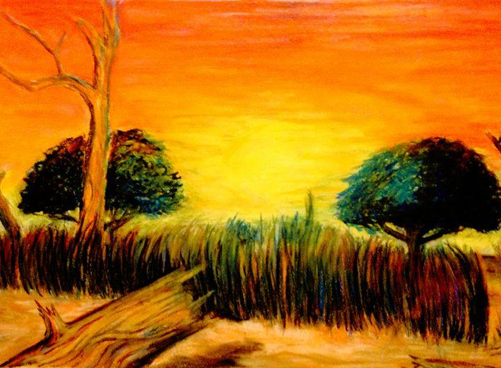 Savannah - T.O. Fine Art