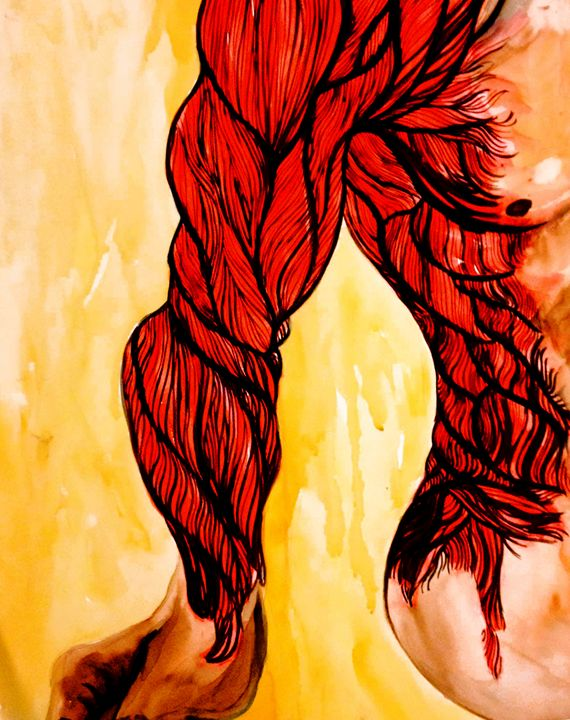 Flexing - T.O. Fine Art