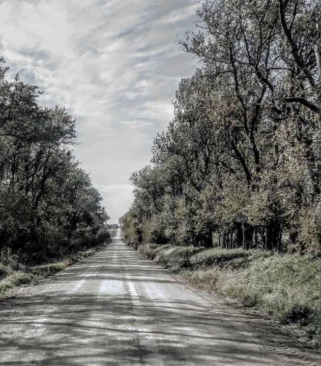 Back roads kansas - Catt McGonigle