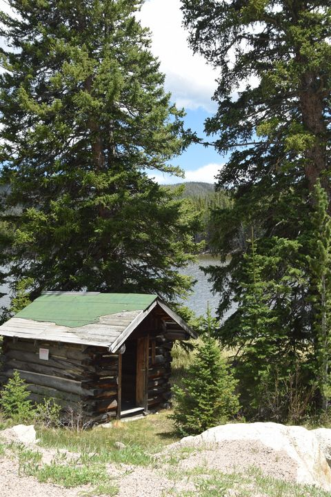 Cabin at estes lake - Catt McGonigle