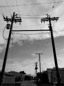 Electric towers Ashland kansas