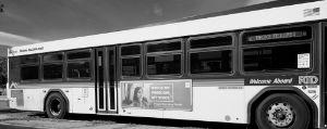 Shelter bus brake station