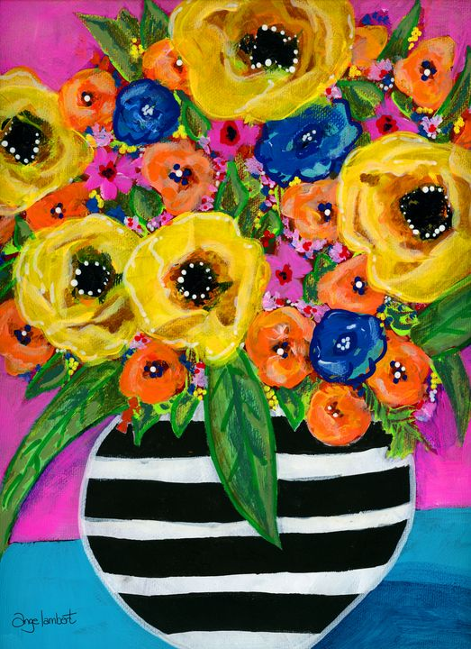 Bee Delightful - A. Lambert