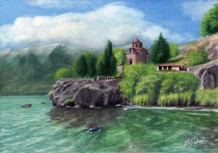 Balkan Pearl - Bret's World Of Art