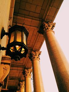 Light and Columns