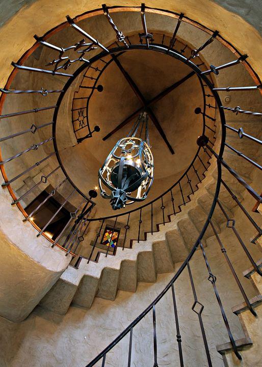 Stairway1 - Leslie Johnson