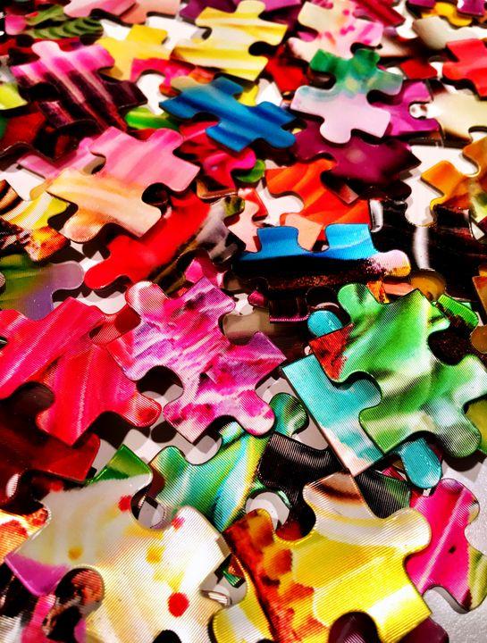 Puzzle - Leslie Johnson