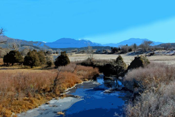 Colorado Somewhere - Leslie Johnson