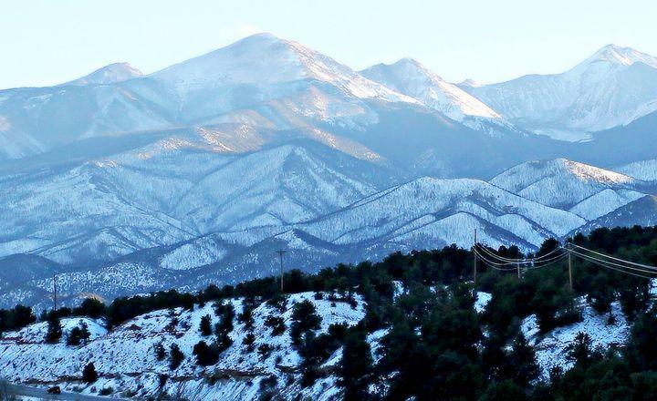 Rocky Mountains - Leslie Johnson