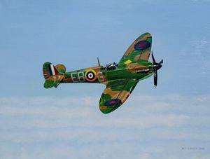 Supermarine Spitfire MkIIa