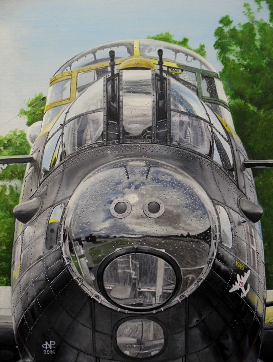 'Just Jane' - Nicholas Peter Coker: Aviation Artist