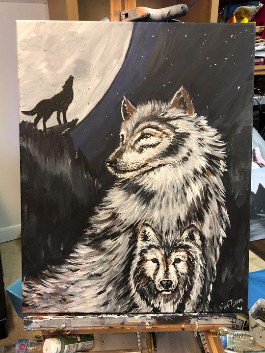 Night Wolves - Kimberly Taylor
