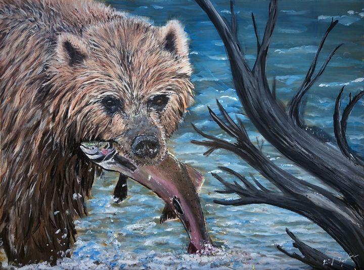 Gone Fishing - Kimberly Taylor