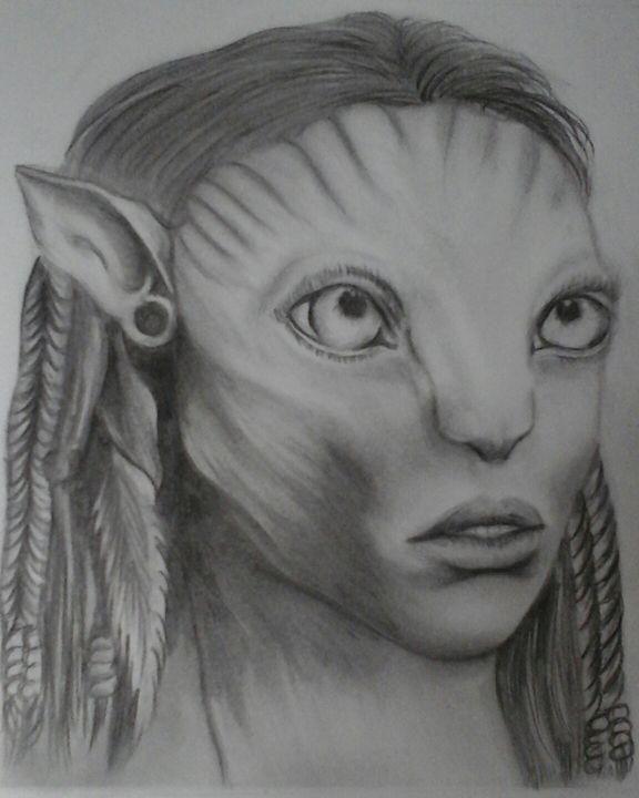 Neytiri - sbdrawings