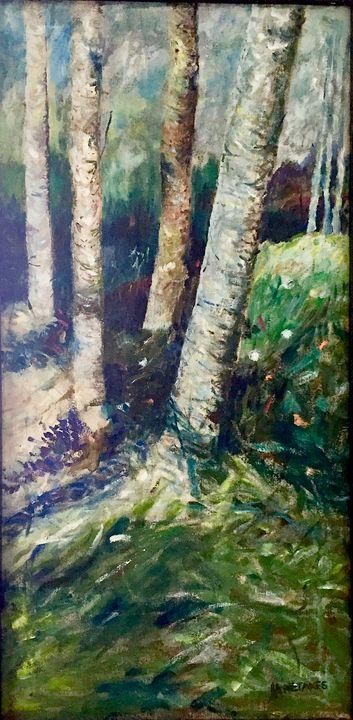 Minden Pines - Mike Janetakes