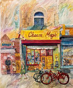 Cheese Magic