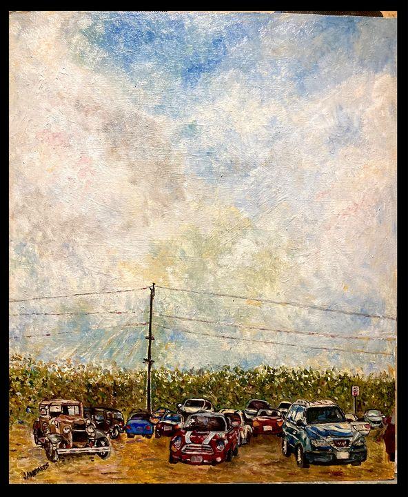Car Farm - Mike Janetakes