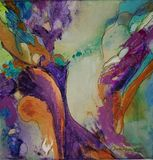 original colorful abstract