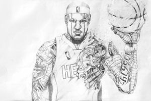 """Heart in the Game/RoboLeBron"""