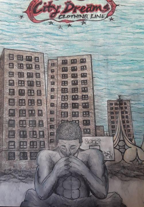City Dreams - Brandon B-City Crawford