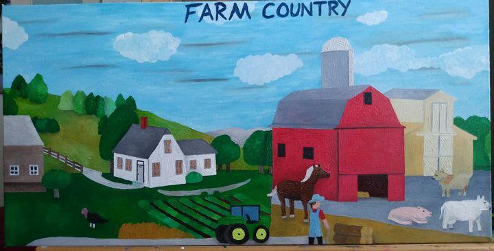 Farm Country - Brandon B-City Crawford