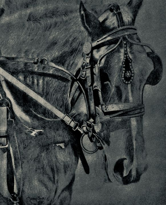 Ladd Draft Workhorse - High Mountain Art