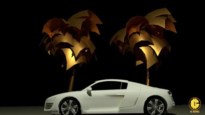 Golden Palms - HuEndeavorz Inc