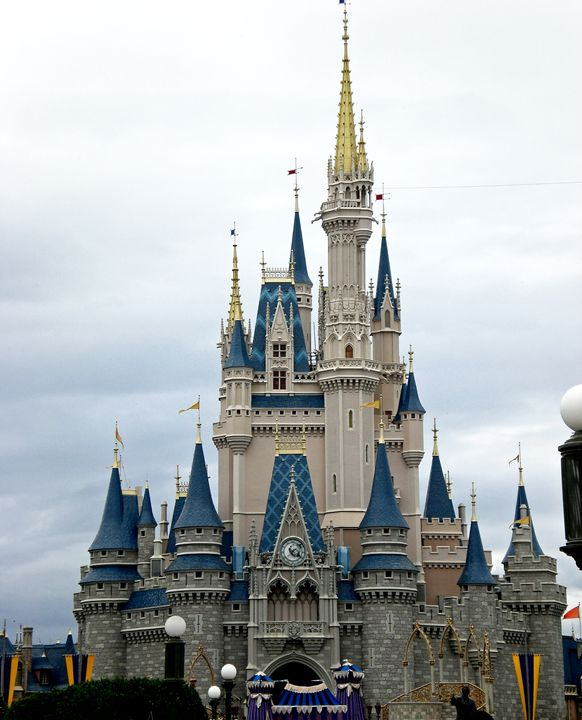 Cinderella's Castle - Shereen's Gallery