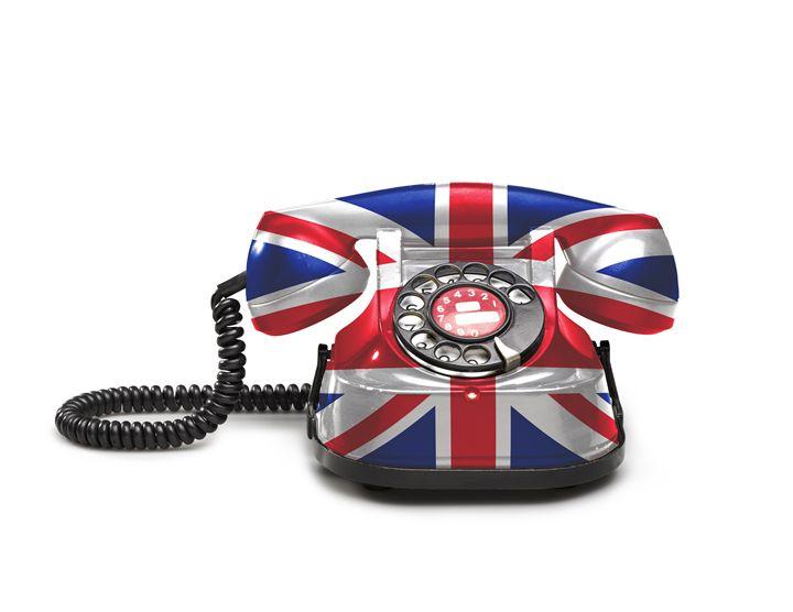 Old and vintage telephone UK - pbombaert