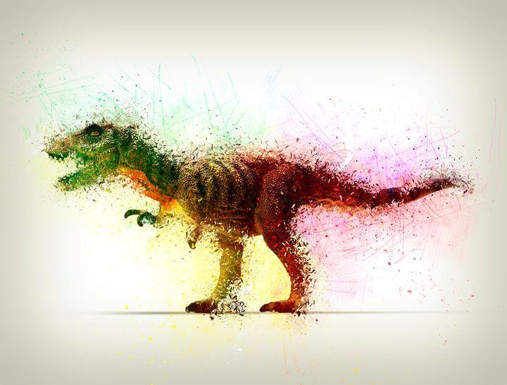 tyrannosaurus-rex - pbombaert