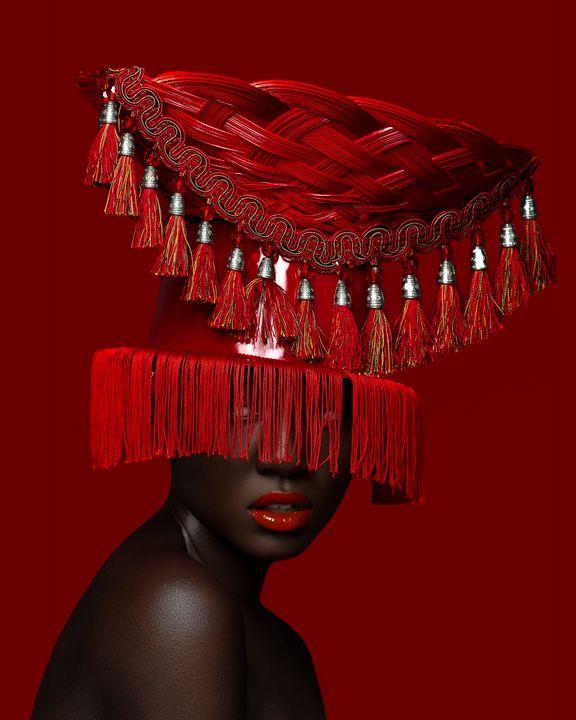 Red project - Joyanne Panton