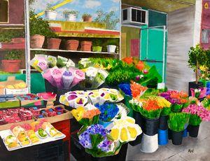 🌸 🌺 🌹 Flower Shop 💐🌷🌼🥀