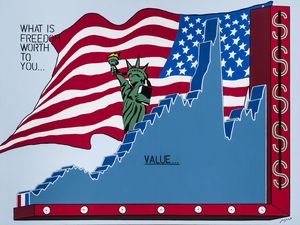 Value of Freedom - Market Maker