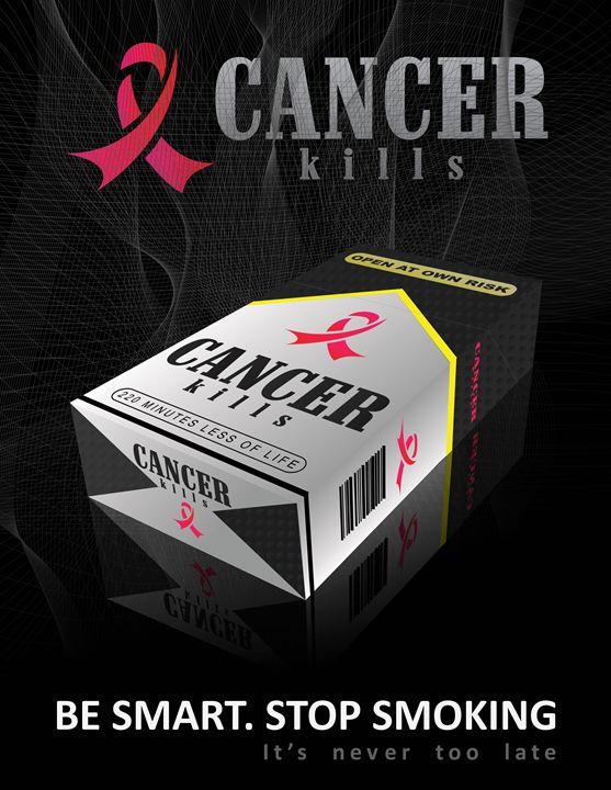 Cancer Kills - Xavier's Inspiration