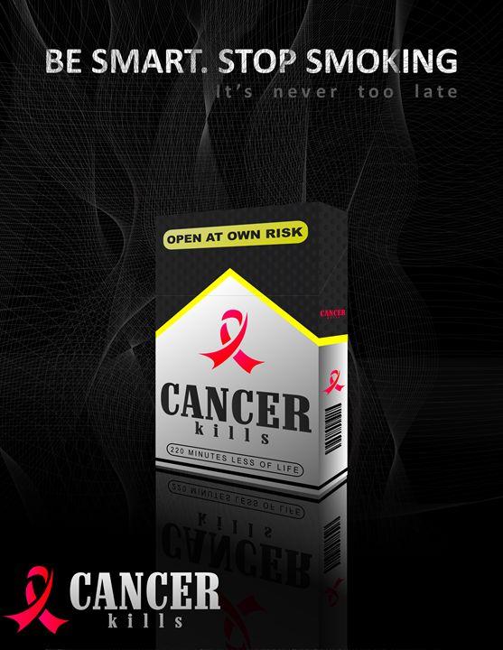 Cancer Kills 2 - Xavier's Inspiration