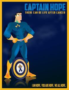 Captain Hope - Xavier's Inspiration