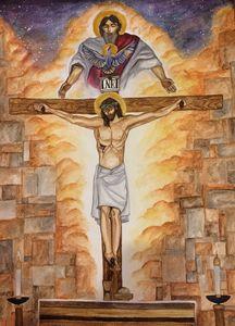 Holy Presence of the Trinity