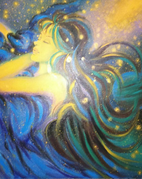 Stardust - Mandira's Art