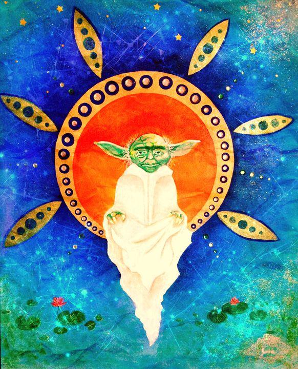 Yoda Master Remastered - Jenna Quader