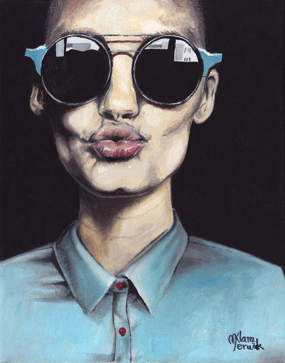 Glasses - Perušek