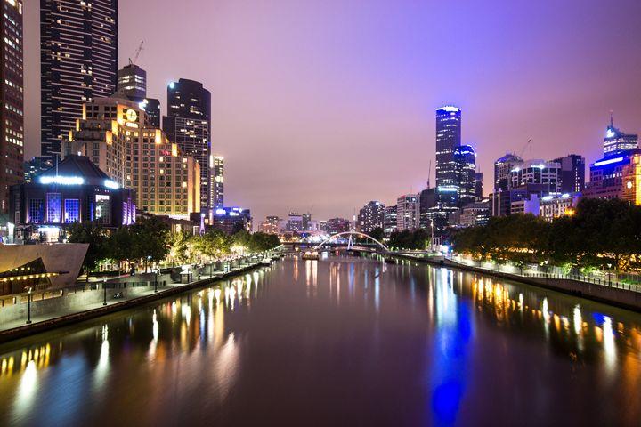 Yarra River, Melbourne - Ravenous Photography
