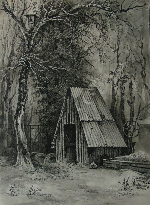 abandoned yard - PashaTP