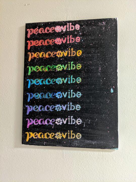 Peace Vibes - Acid&Koffee Studios