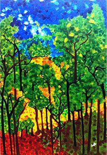 Lost in the Woods - SWATI KAPUR