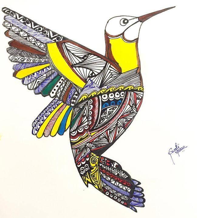 Humming Bird - SWATI KAPUR