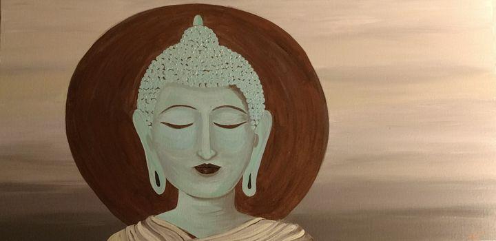 Buddha - Starving Artist