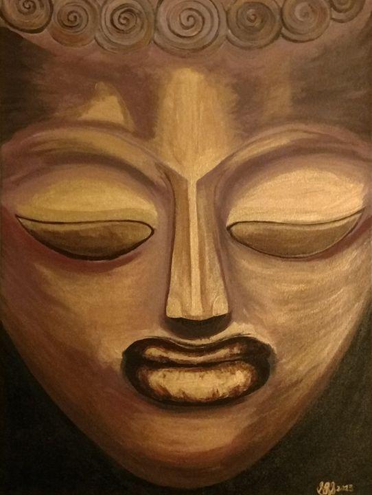 Golden Buddha - Starving Artist