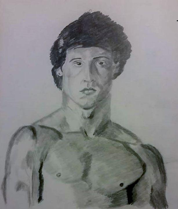 Rocky Balboa - Tony Kendall